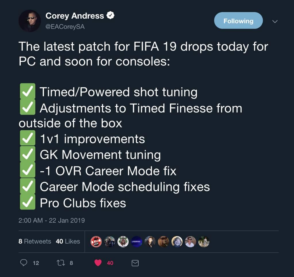 FIFA 19 Short Halves Quasi-Default Sliders - Page 11