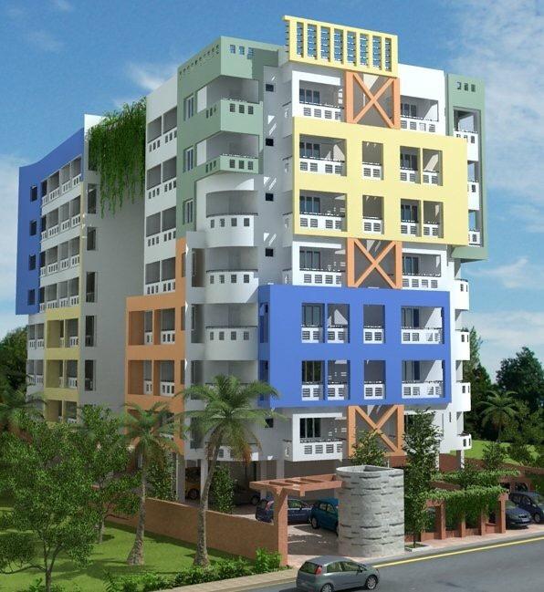 Park Royal Apartments: Apartments