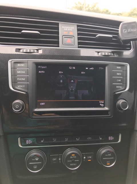 Is this normal Climate Control behavior? (Blows cold on hot