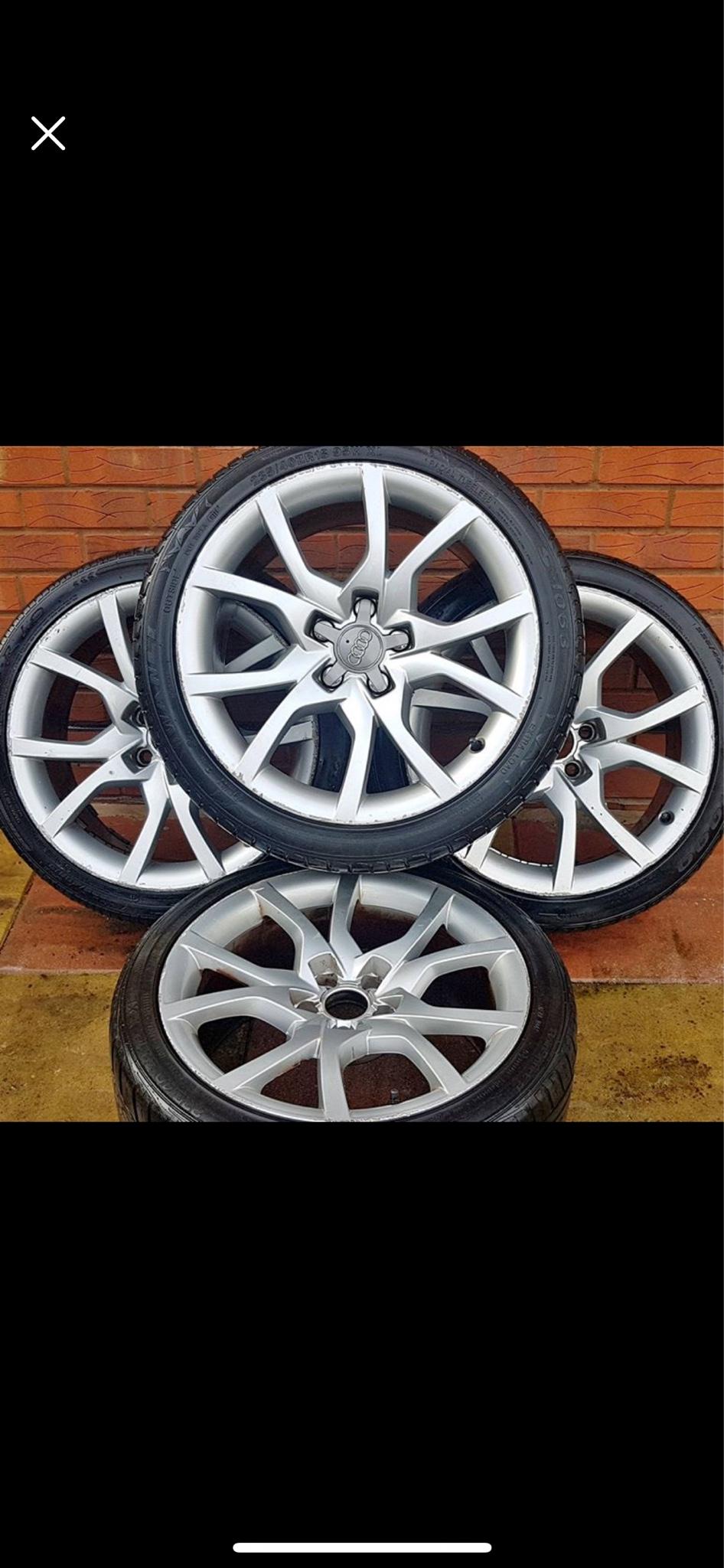 Audi A5 Coupe 18 Alloy Wheels Genuine Audi Speedline 5 X 112 Et29 8 5j Audi Sport Net