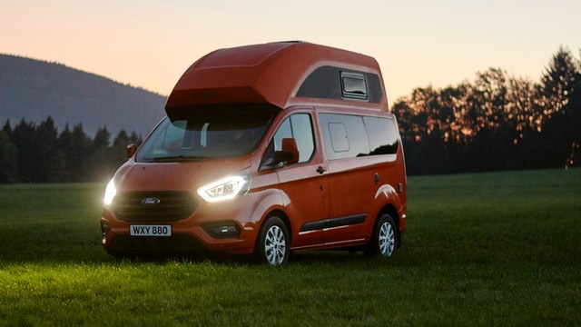 Ford Transit Camper The Nugget Nasioc