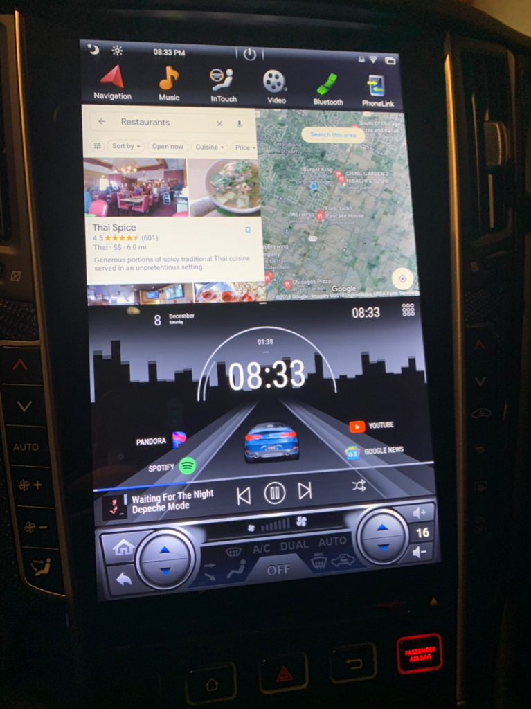 Group Buy for Vertical Screen Tesla Style Android Radio - Mark II