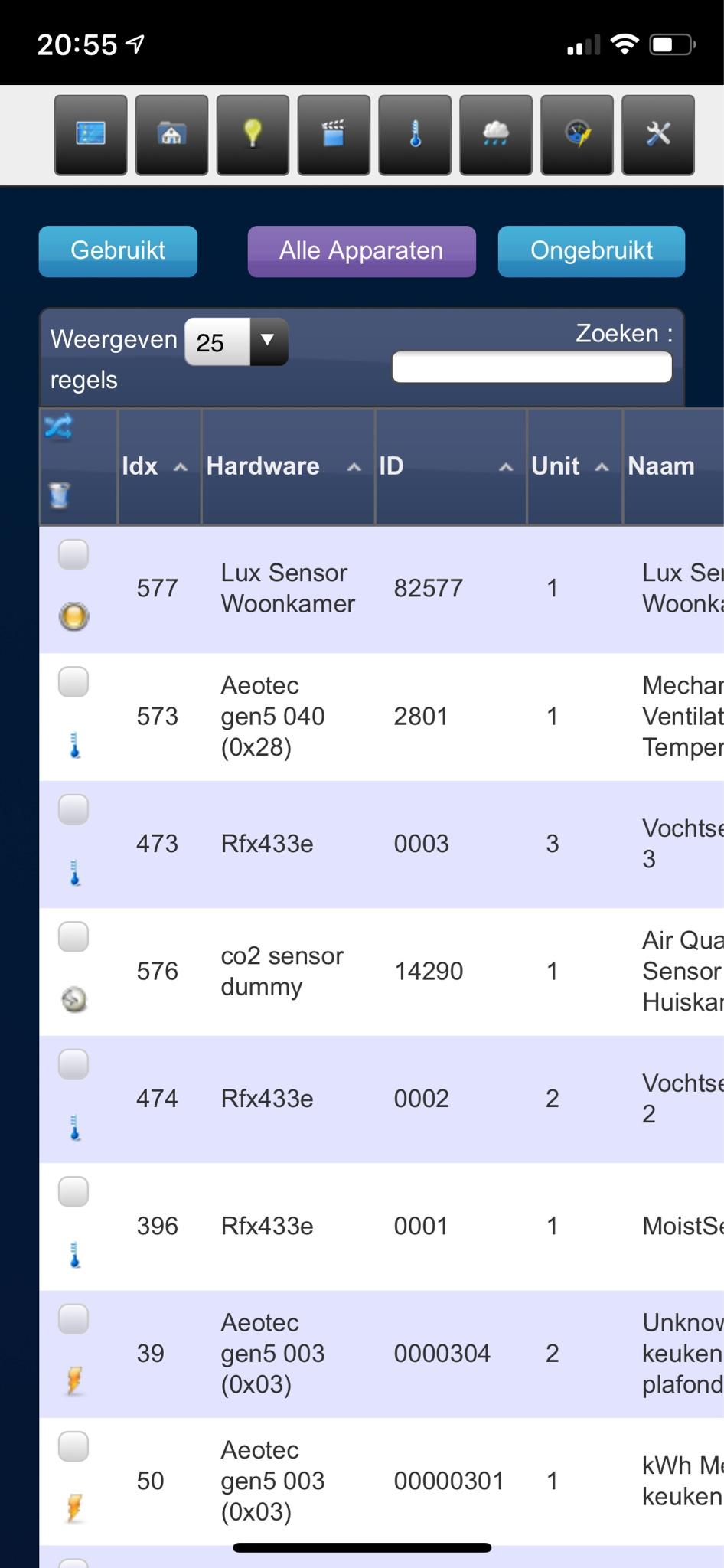 ESP8266 Air quality sensor - Page 6 - Domoticz