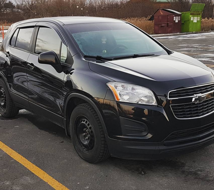 Post Pictures Of Your Chevy Trax Out In The Wild!