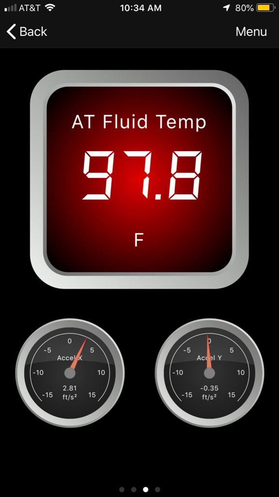 IPhone Users: OBD2 app with Transmission temps  - Page 3