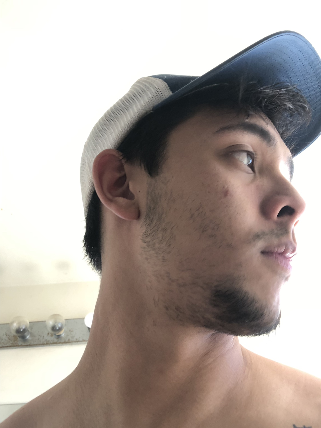 Prime Half Filipino Half White Growth Beard Board Schematic Wiring Diagrams Phreekkolirunnerswayorg