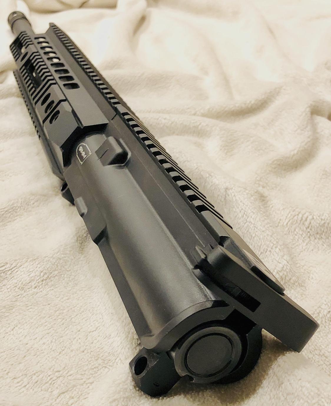 FS: AR9 Complete Upper and Magazines - Calguns net