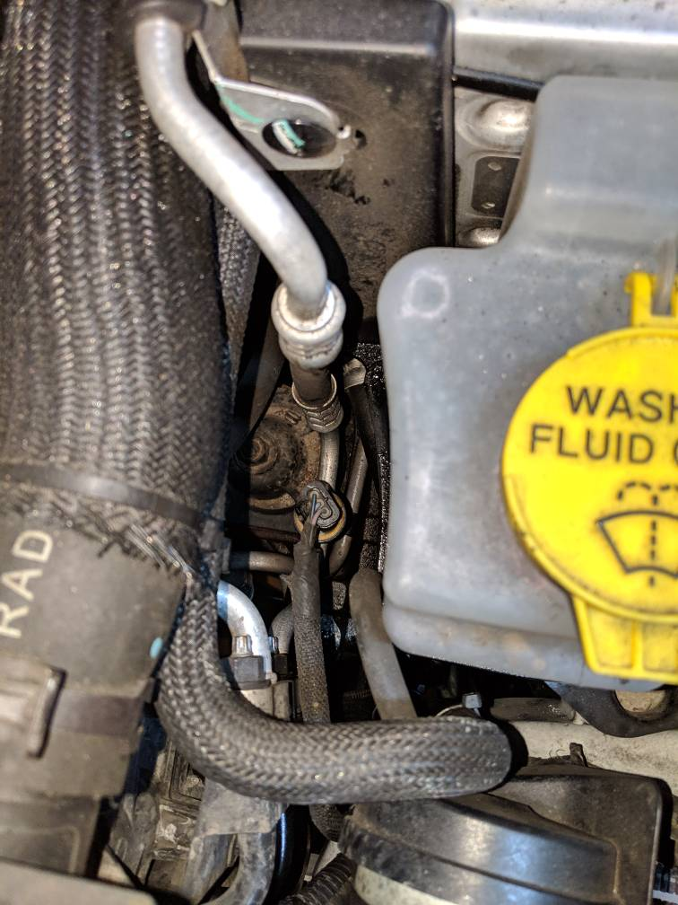 Vacuum Leak Jeep Wrangler Forum