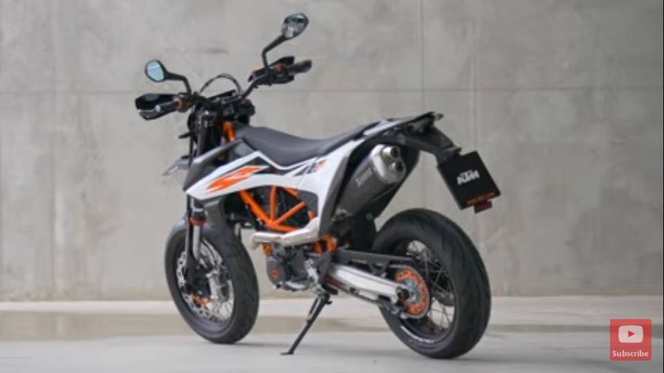 2019 KTM 690 SMC - This is NOT a dream!