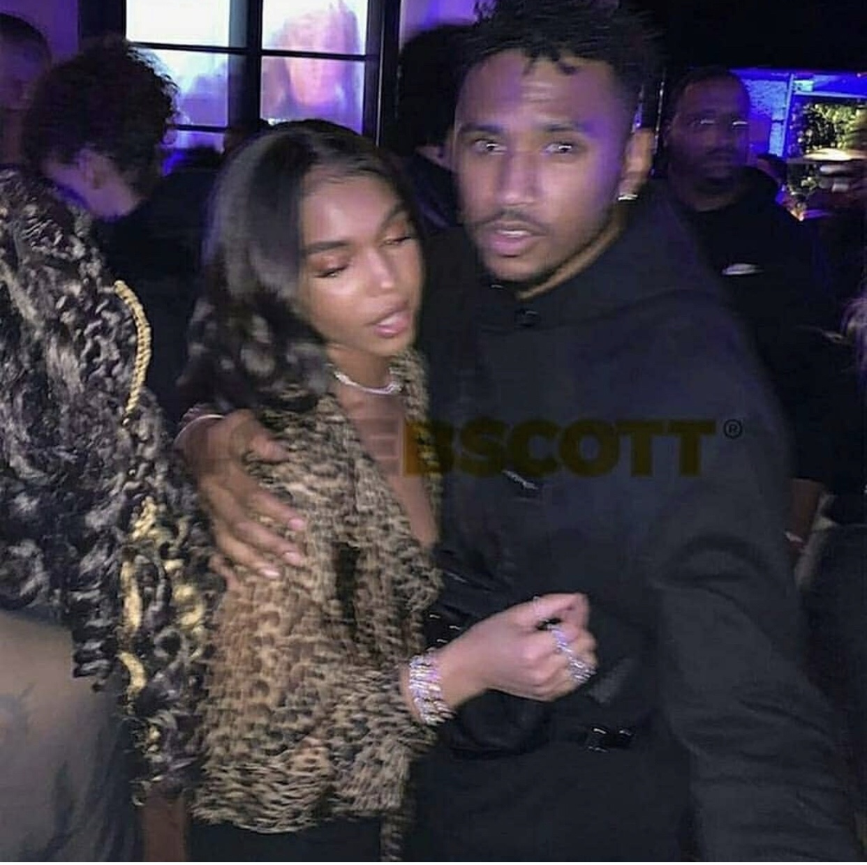 Lori Harvey CURVE Trey for Justin Combs? | Lipstick Alley