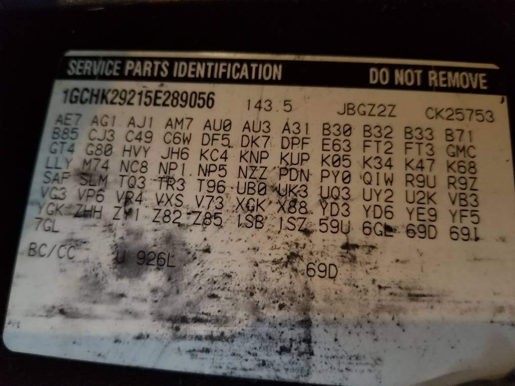 Egr delete questions - Chevy and GMC Duramax Diesel Forum