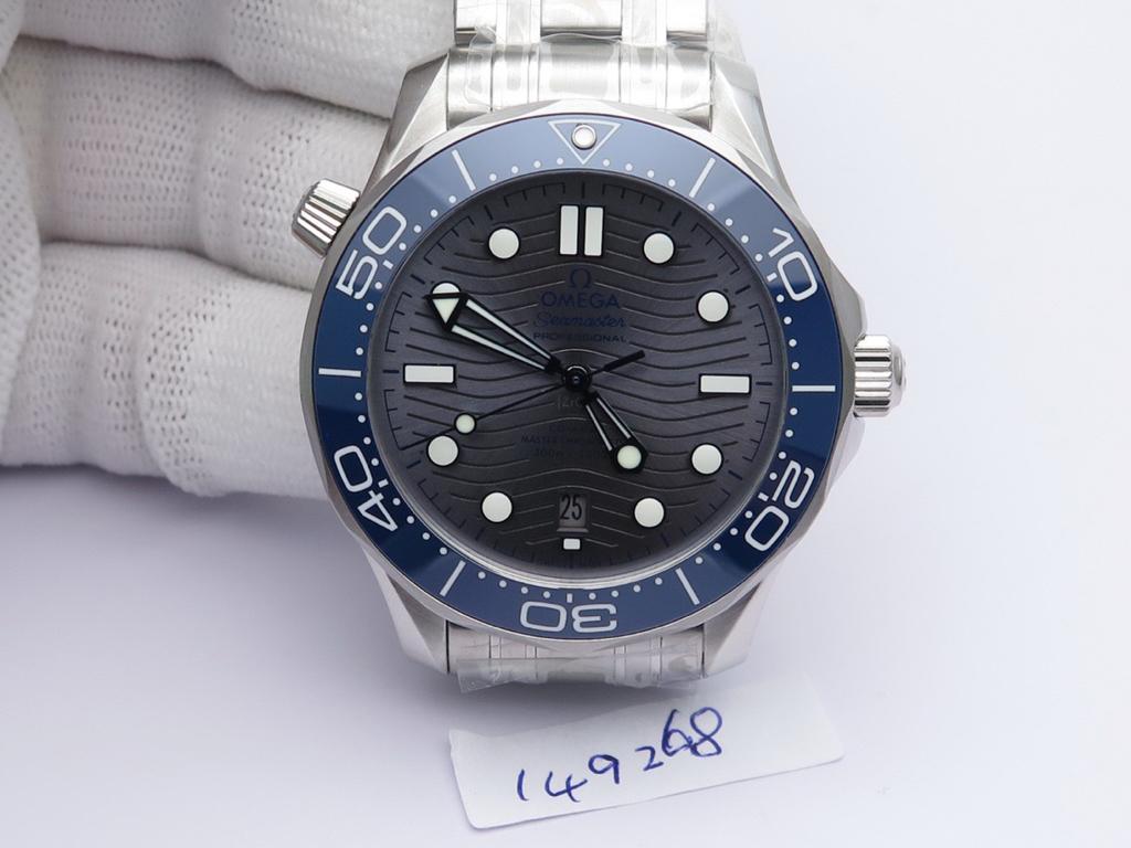 Vsf 2018 seamaster diver 300m - Replica Watch Info