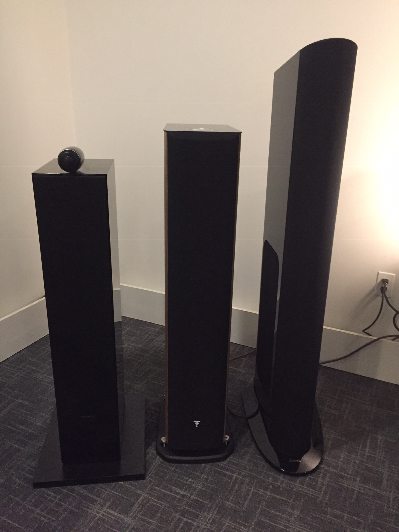 Focal Aria's upgrade over my Monitor Audio's - AVS Forum
