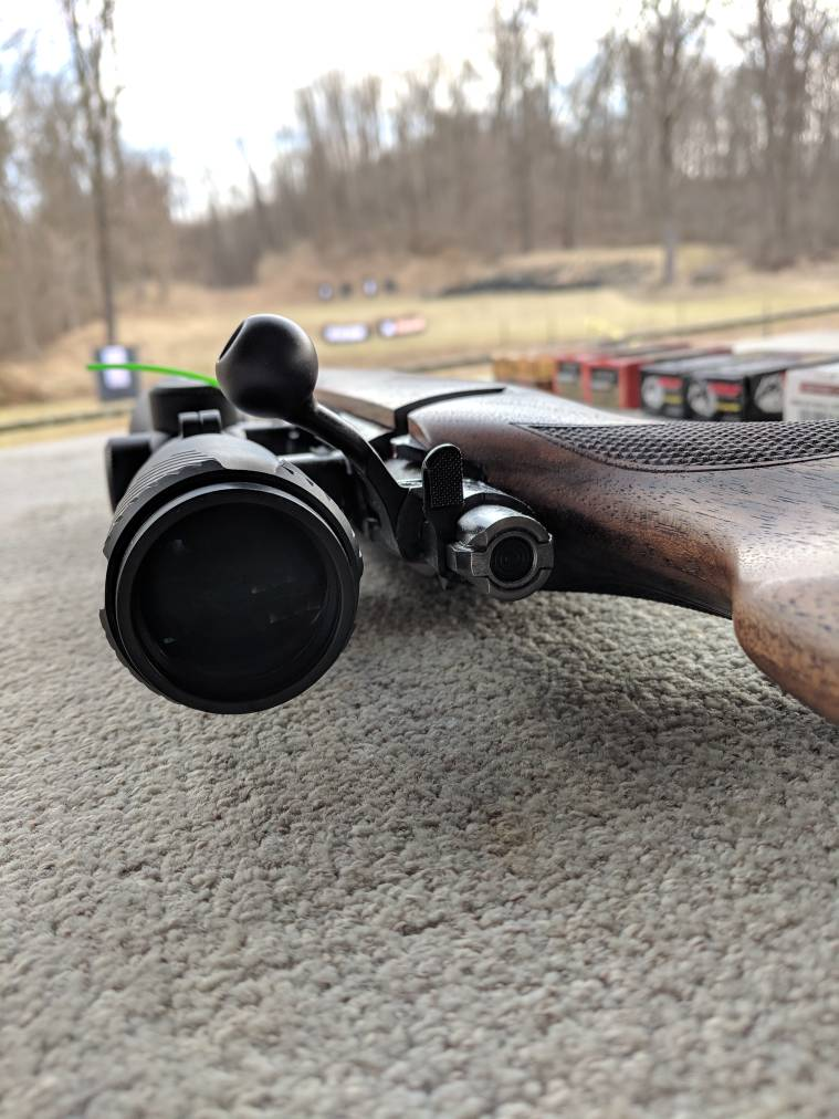 Impressions of the Tikka T1x rimfire rifle in 22LR - Maryland Shooters