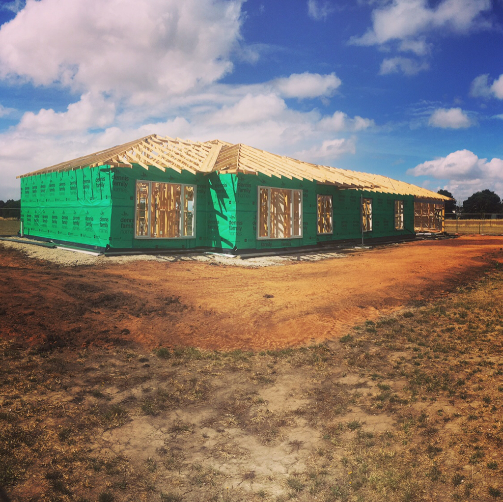 Building with Dennis Family Homes