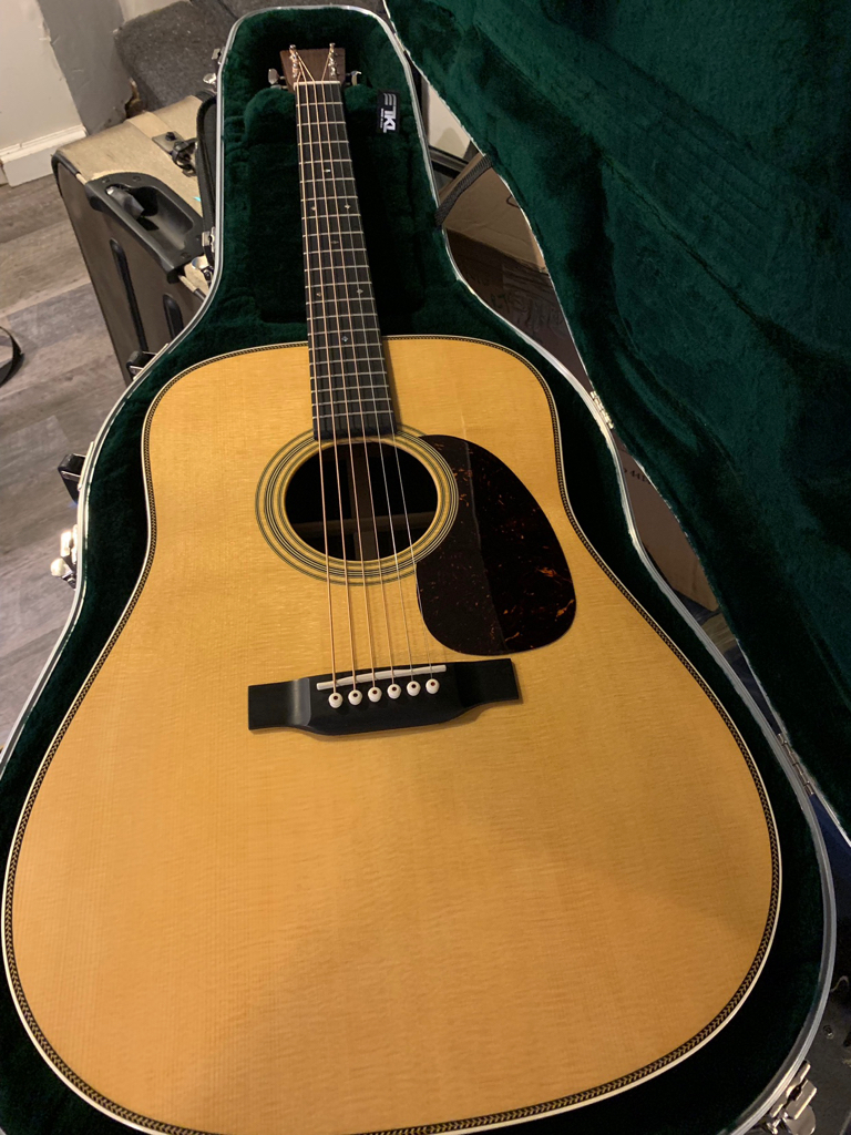 NGD: HD-28e 2018 - The Unofficial Martin Guitar Forum