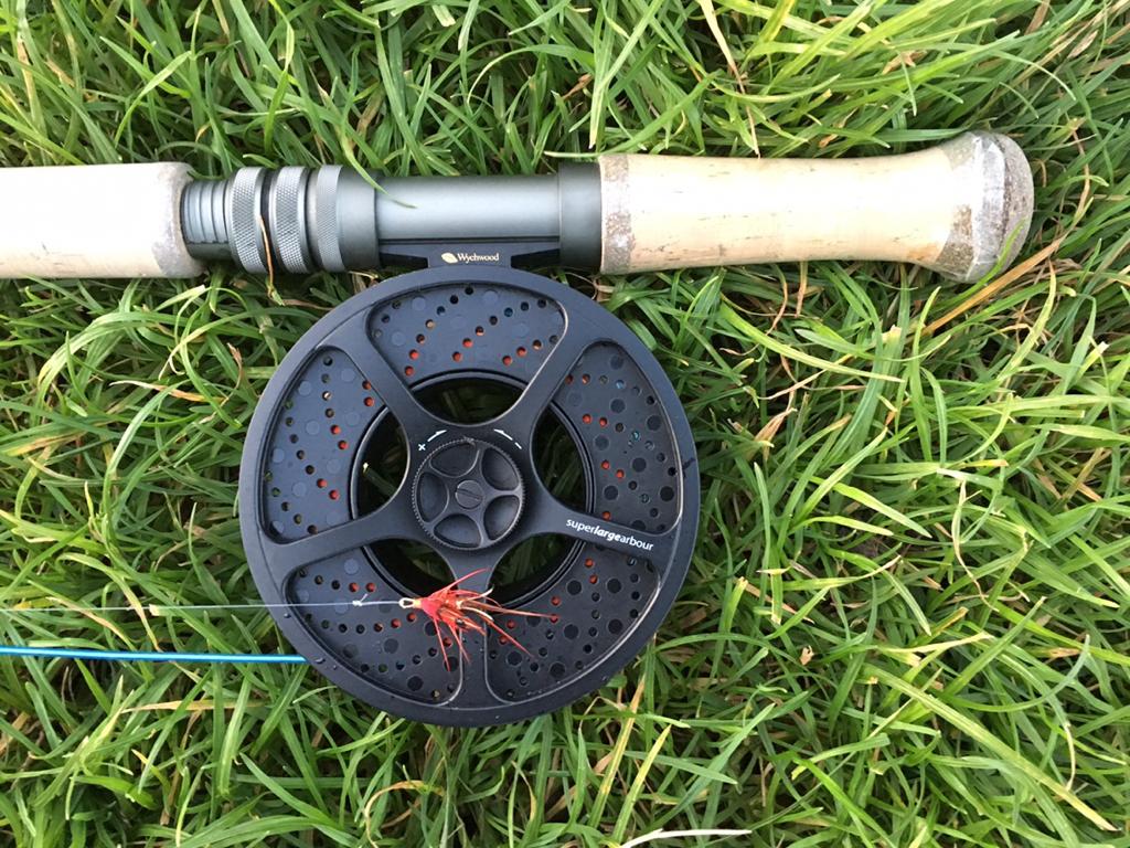 Airflo Delta Fly Fishing Reel