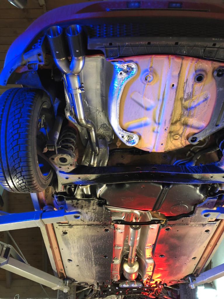Exhaust mods Polo GTI - UK-POLOS NET - THE VW Polo Forum