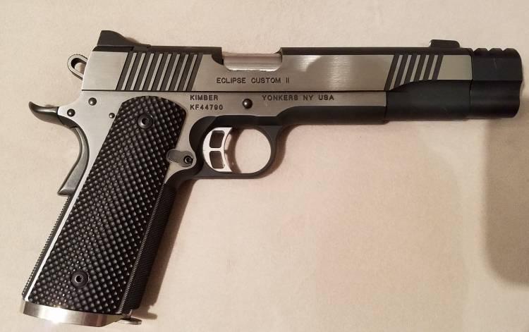 Wts Kimber eclipse custom ll 10mm, Walther ppq m2, kimber