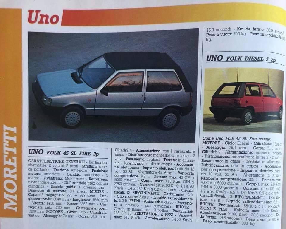 14a0e752ab3c05c0985c9db944a95e92 - Recopilatorio Fiat Uno: pruebas, datos, imágenes, anuncios..