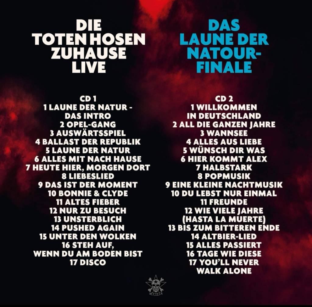 bieten Rabatte Billiger Preis beliebte Geschäfte Zuhause Live - Seite 11 - Alben - Die Toten Hosen - DTH-Live