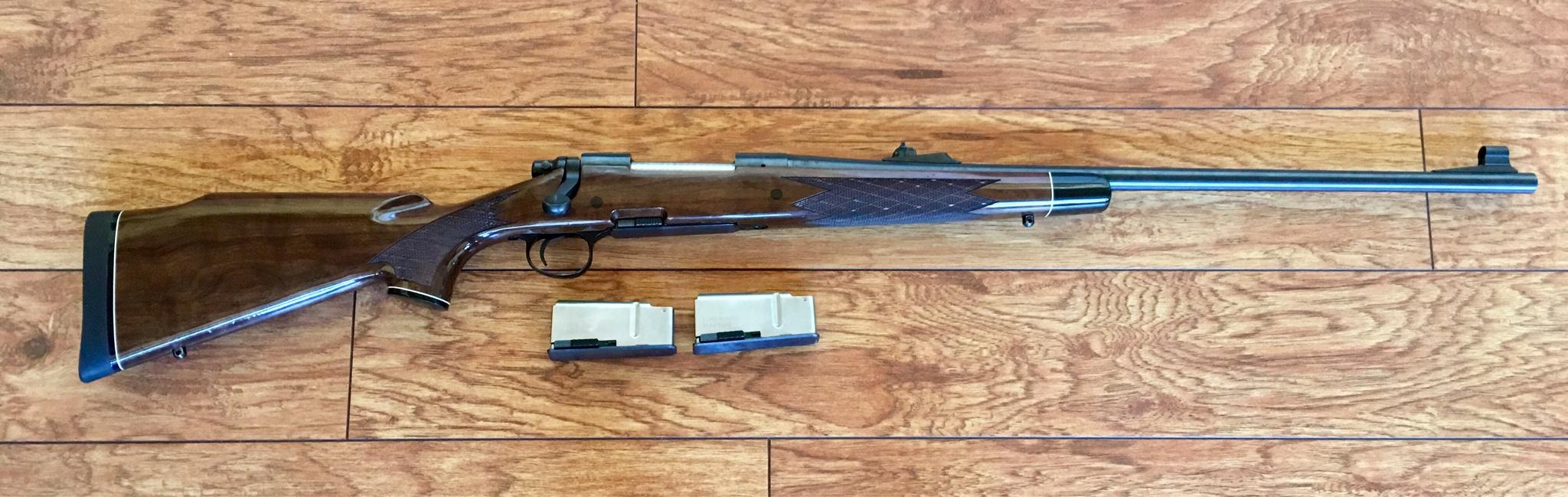 Dating Remington 700 BDL