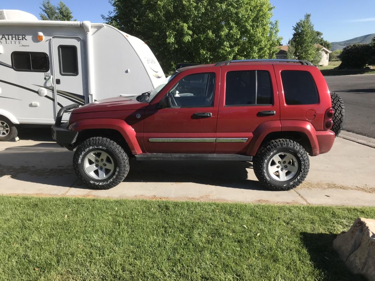 Jeep Liberty CRD - RCCrawler