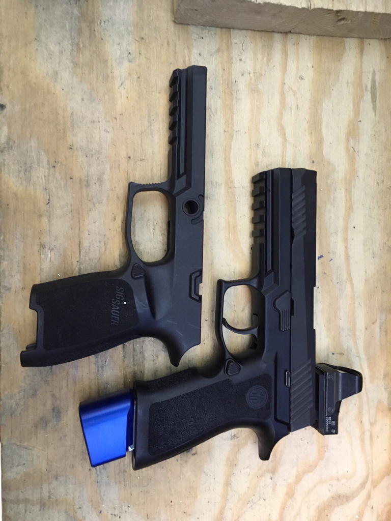 Sig P320 X-Five - The Liberal Gun Club Forum