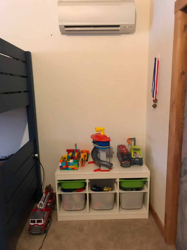 Toy storage | However It Happened