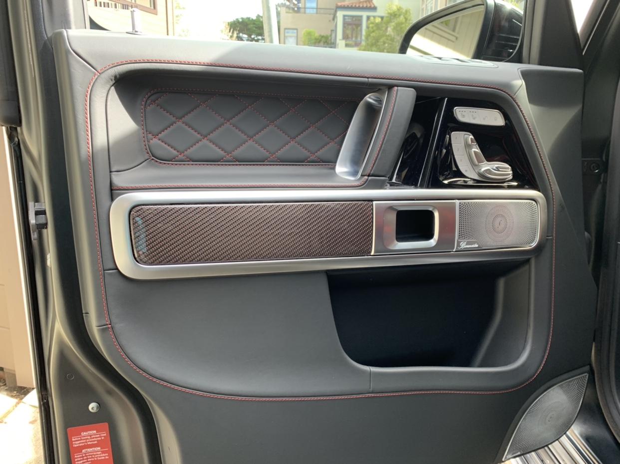 2019 Mercedes G63 Edition 1