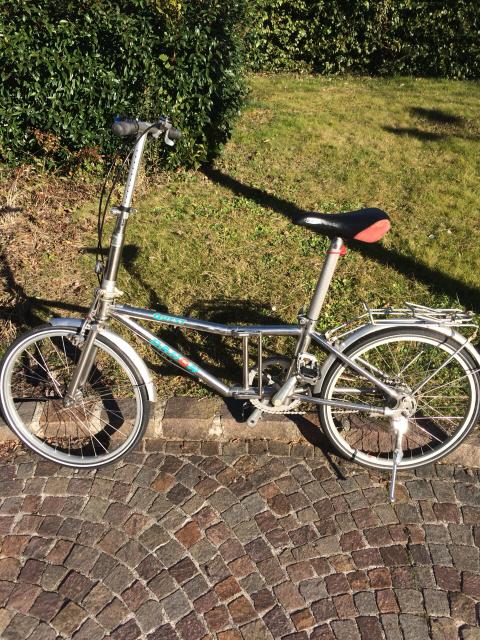 Dahon Bici Pieghevole Prezzo.Bicicletta Pieghevole Inox Dahon