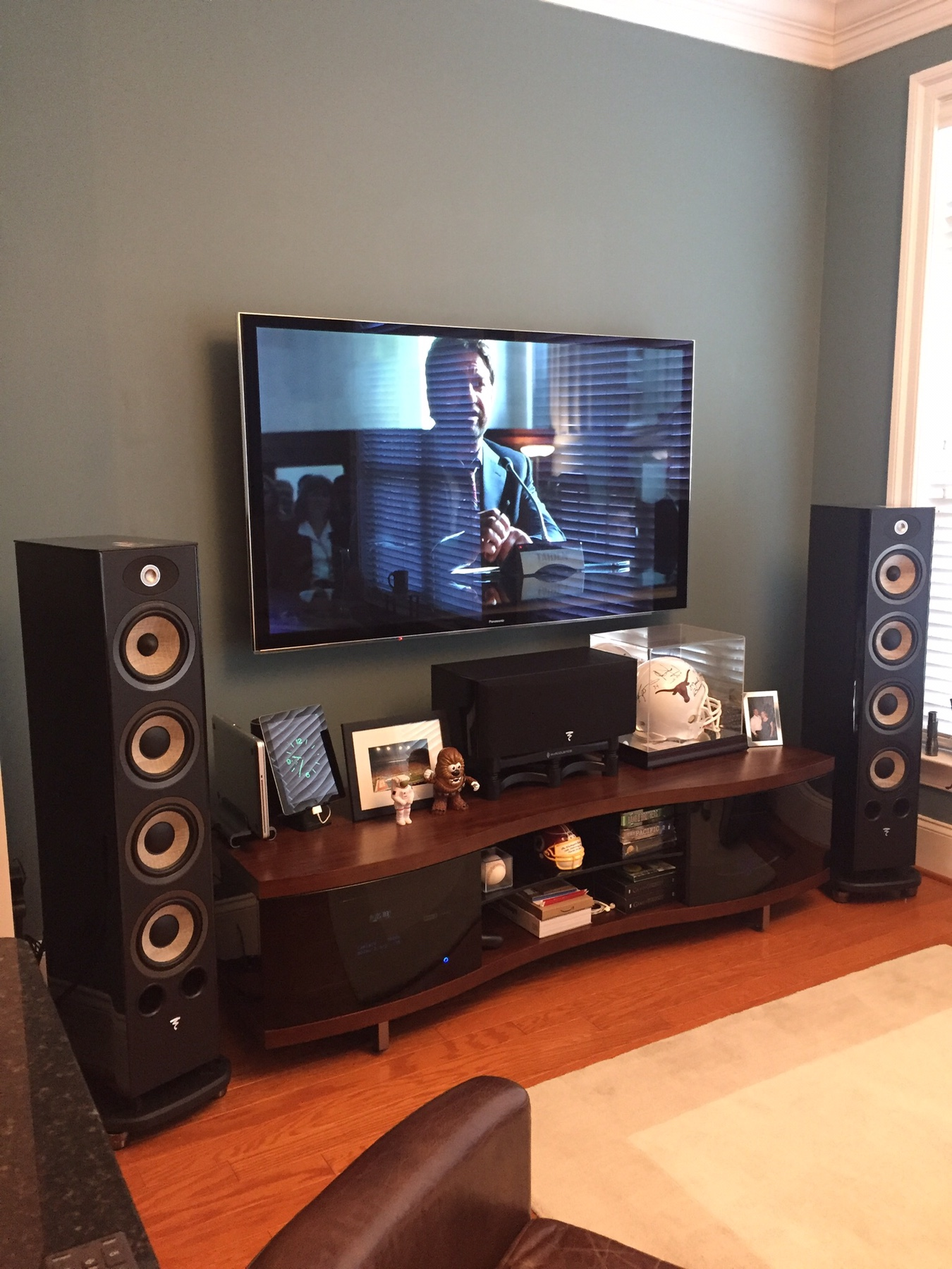 Upgrade from B&W 683 from 2008 -> Focal Aria 936 - AVS Forum