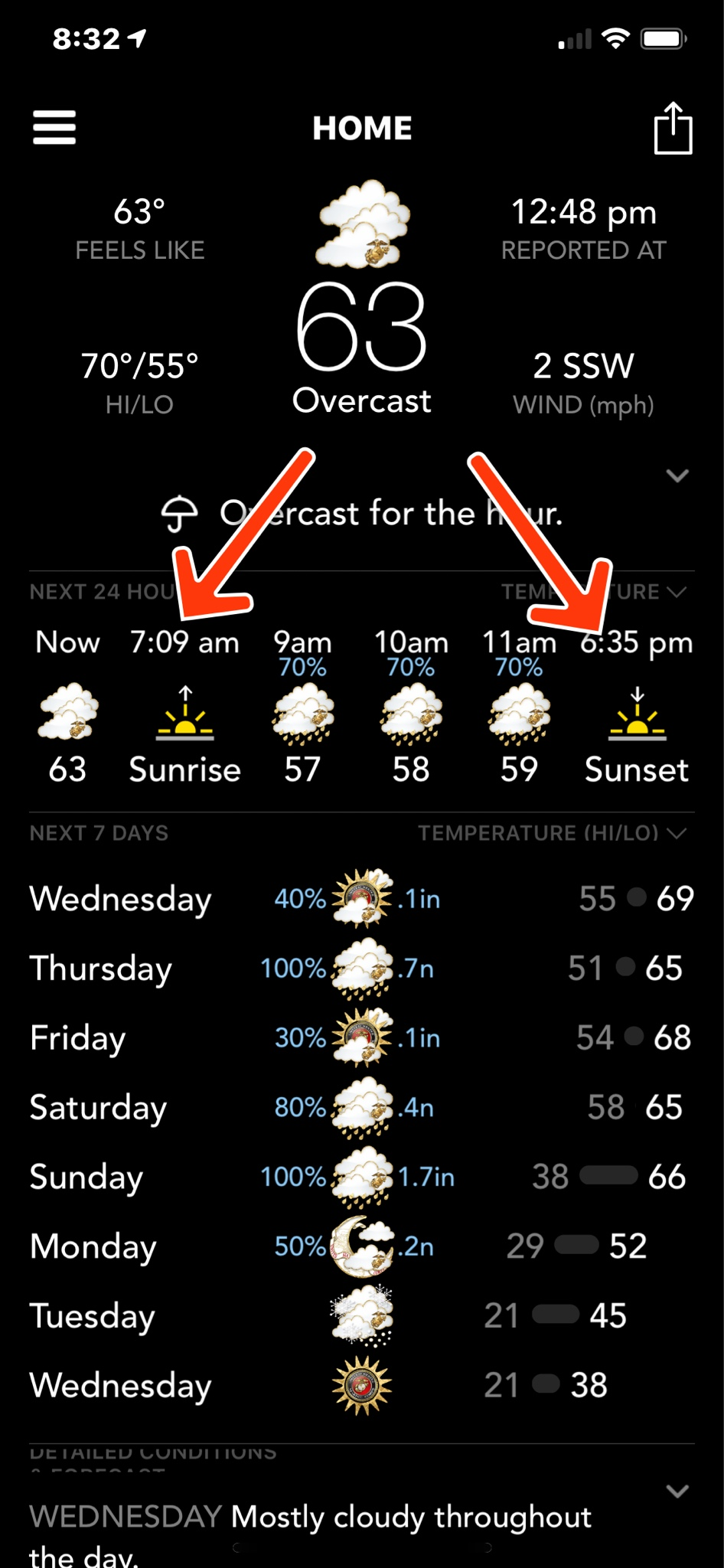 BeWeather v3 (Beta) for iPhone - Page 4 - iPhone, iPad, iPod