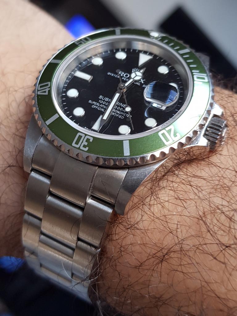 LV insert - Ρολόγια Replica