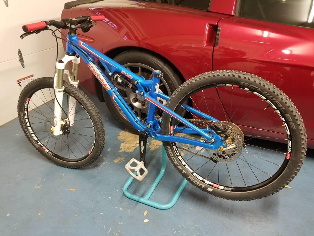 Is bike choice a big deal? An interesting experiment today- Mtbr com