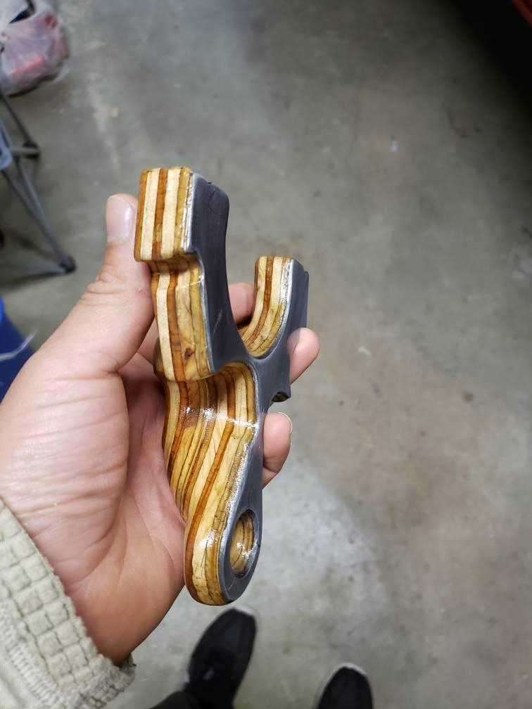 Newbie in slingshot making  - Homemade Slingshots