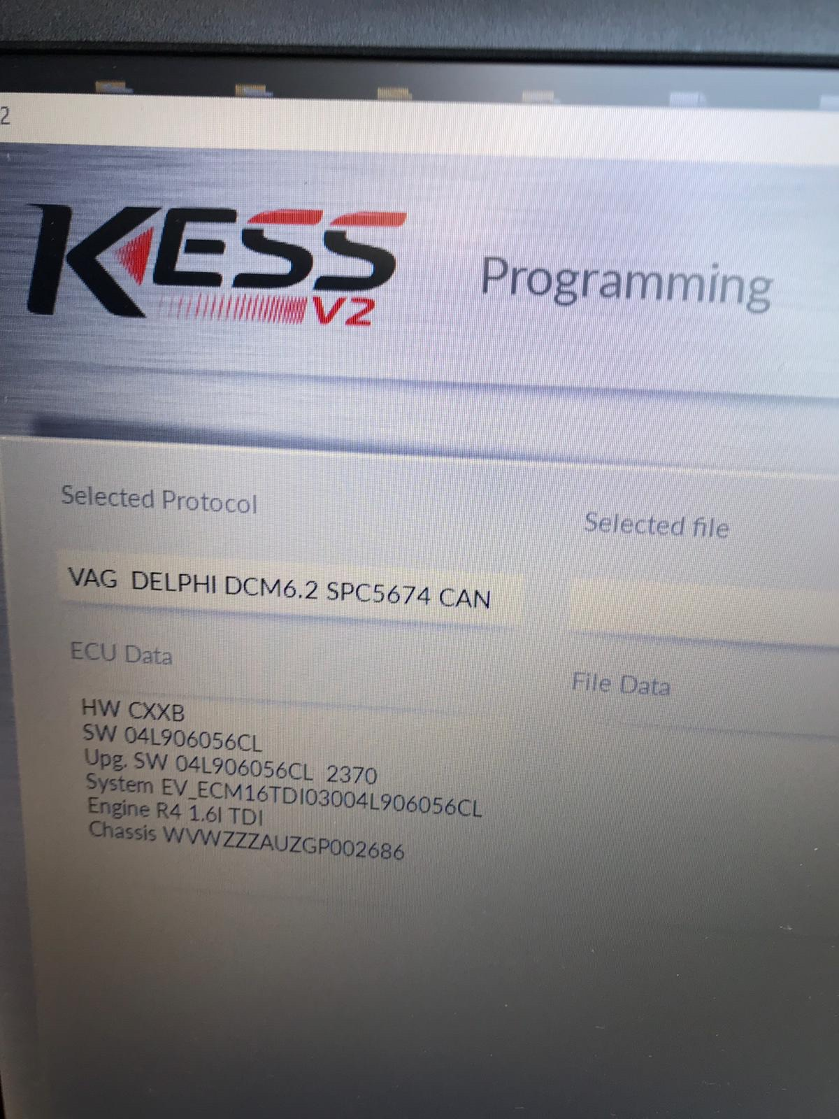 Vag Delphi Dcm6 2