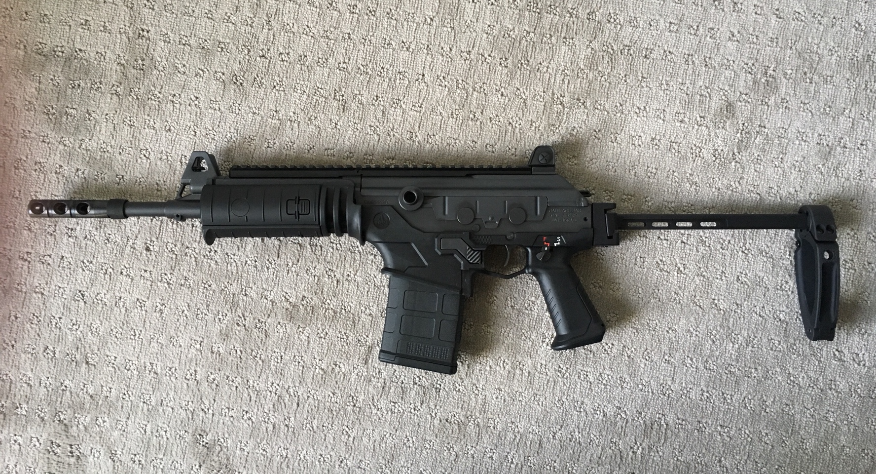 Galil Ace 308 Pistol VICTORY!!!!