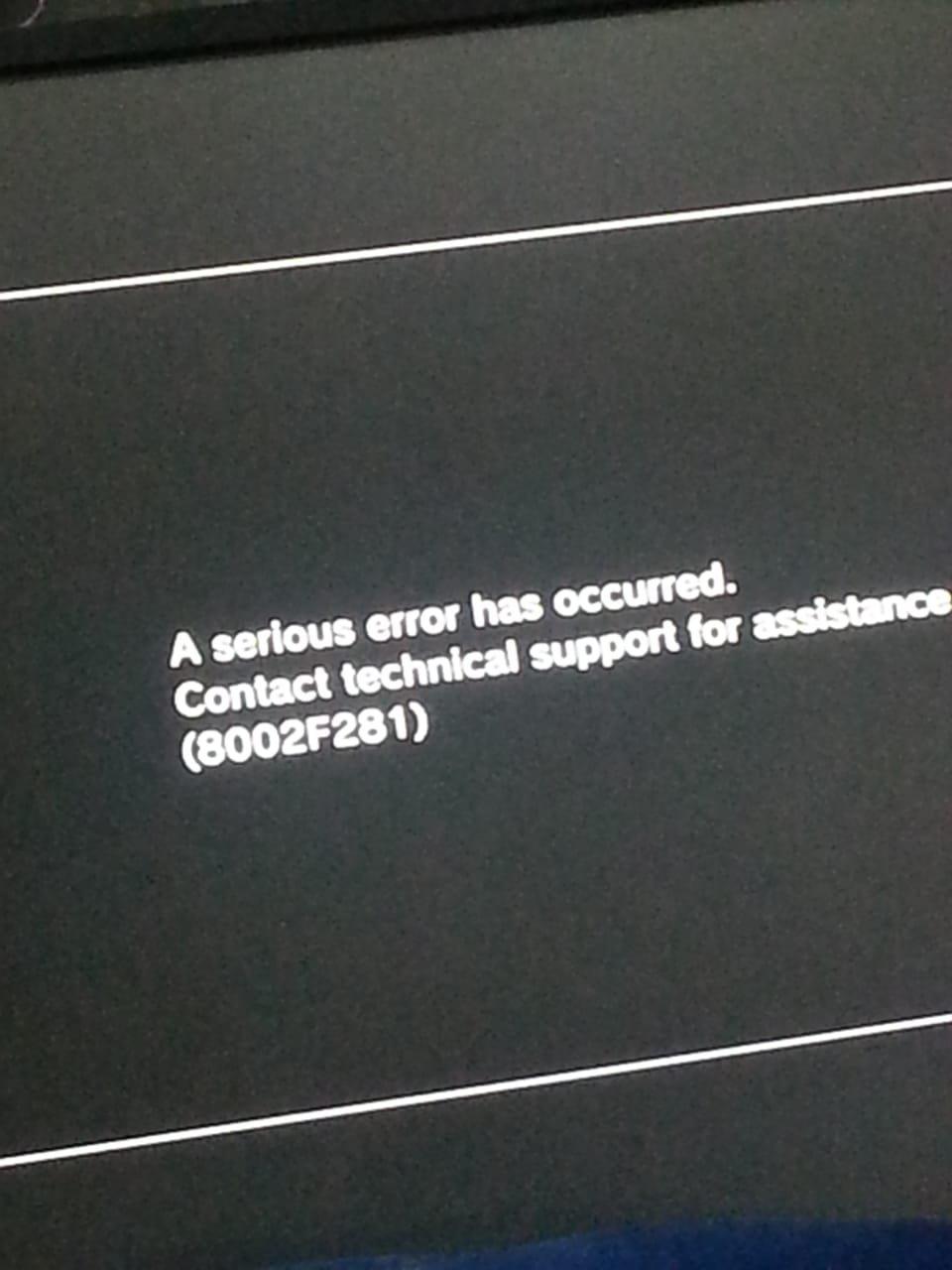 PS3 Fat won't accept USB update | PSX-Place