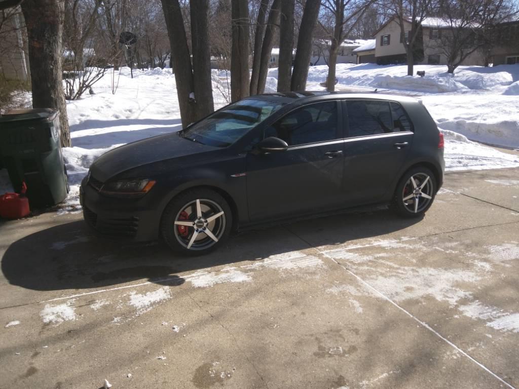 17 inch wheels on MK7 5 - GOLFMK7 - VW GTI MKVII Forum / VW