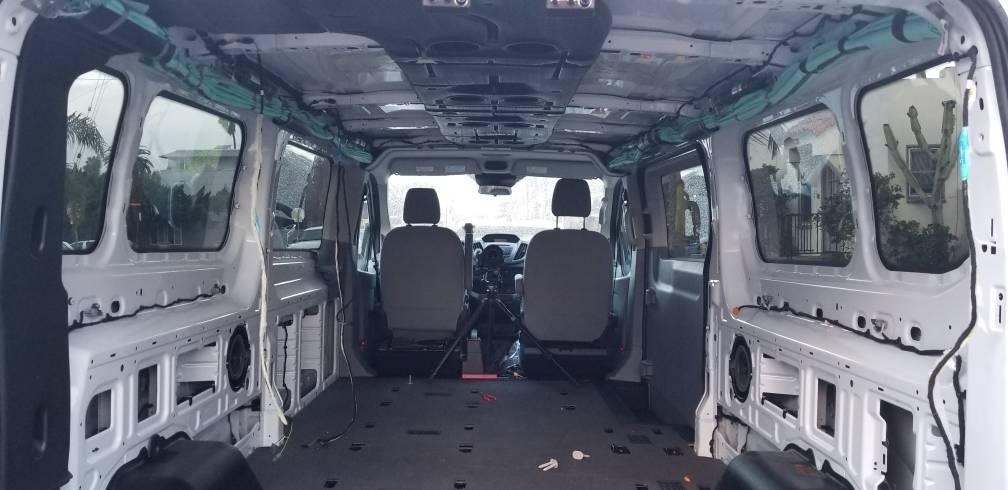 2017 t-150 xl low roof 130