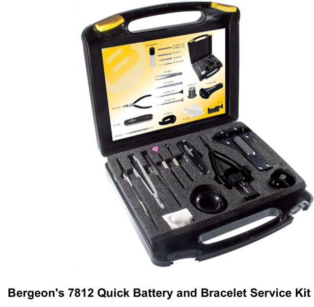 What is the best watch tool kit for strap and bracelet