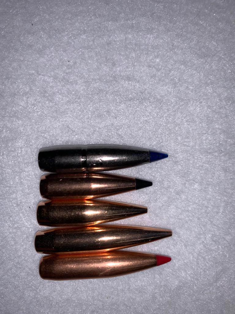 Federal TLR Bullets | Rokslide Forum