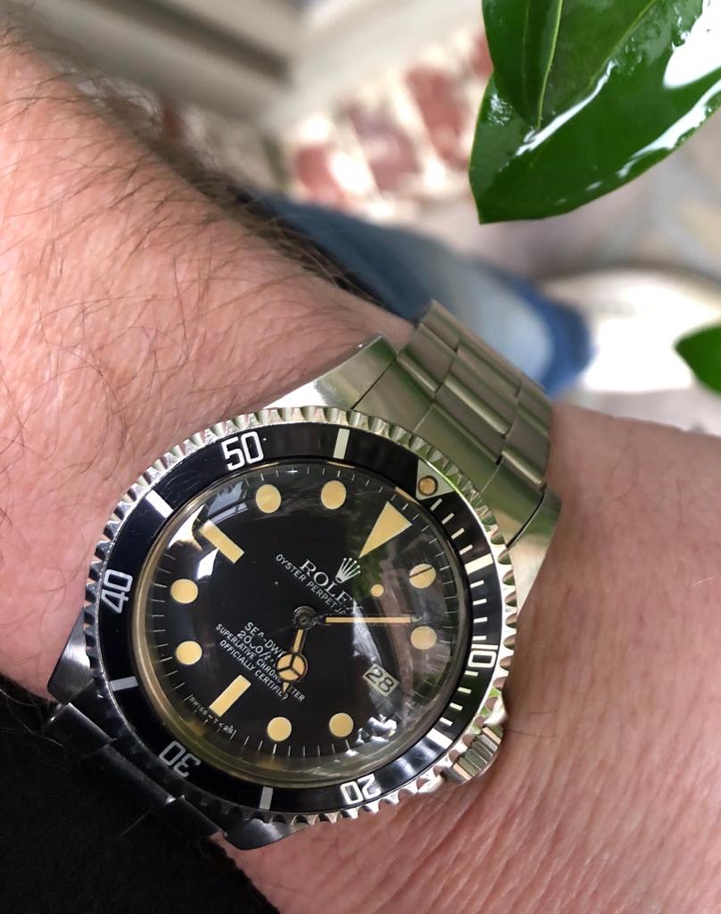 Sea Dweller Advice - Rolex Forums - Rolex Watch Forum