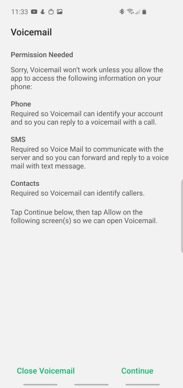 Visual Voicemail? - Android Forums at AndroidCentral com