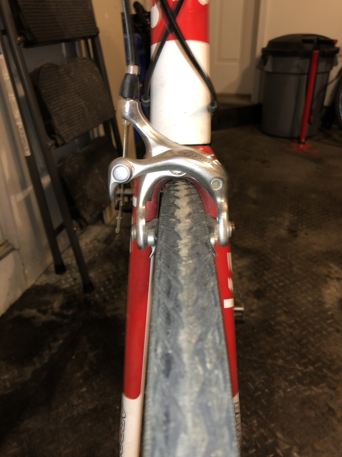 rear caliper with best clearance? - Page 2 - The Paceline Forum