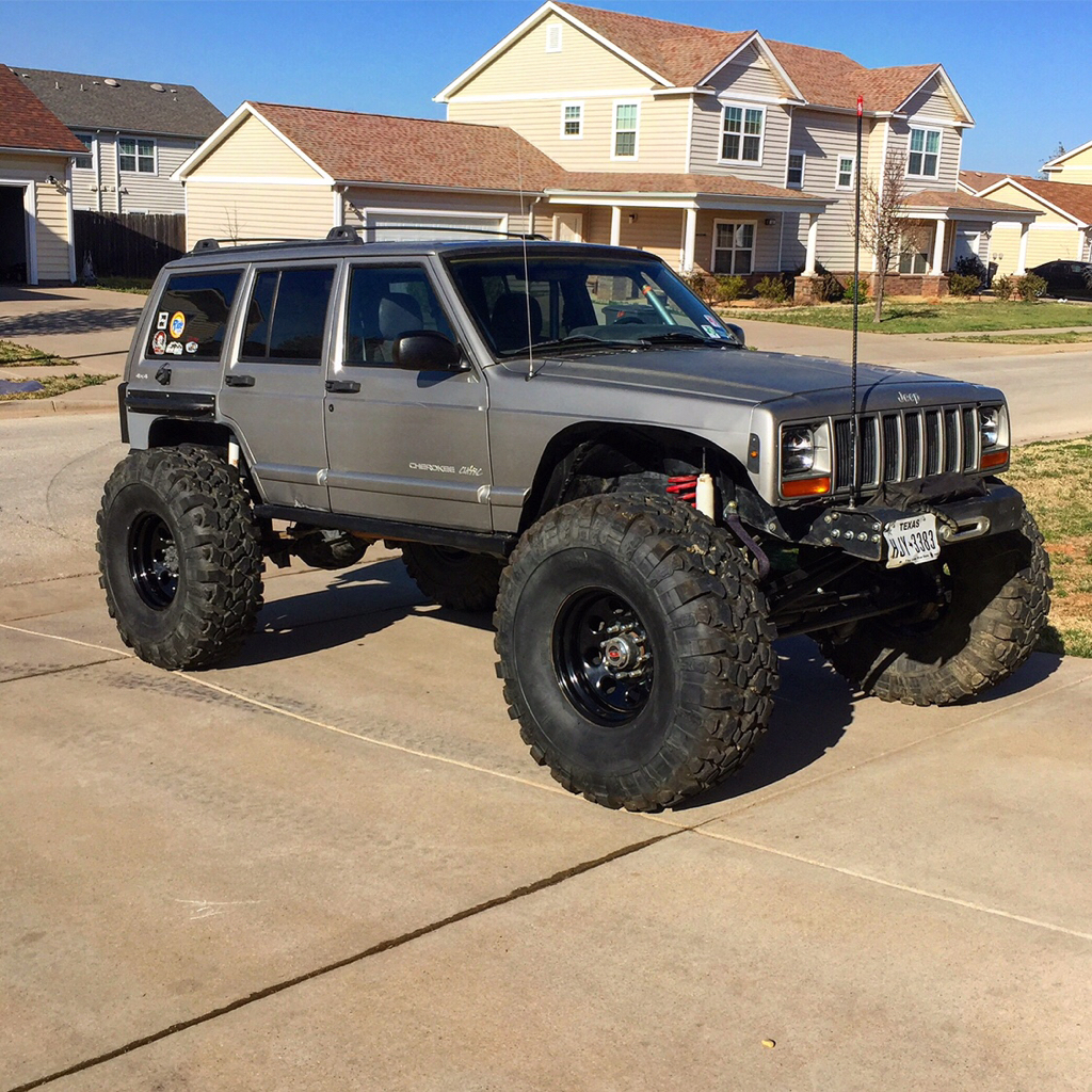 01 XJ Classic on Super Duty axles - Page 14 - Pirate4x4 ...