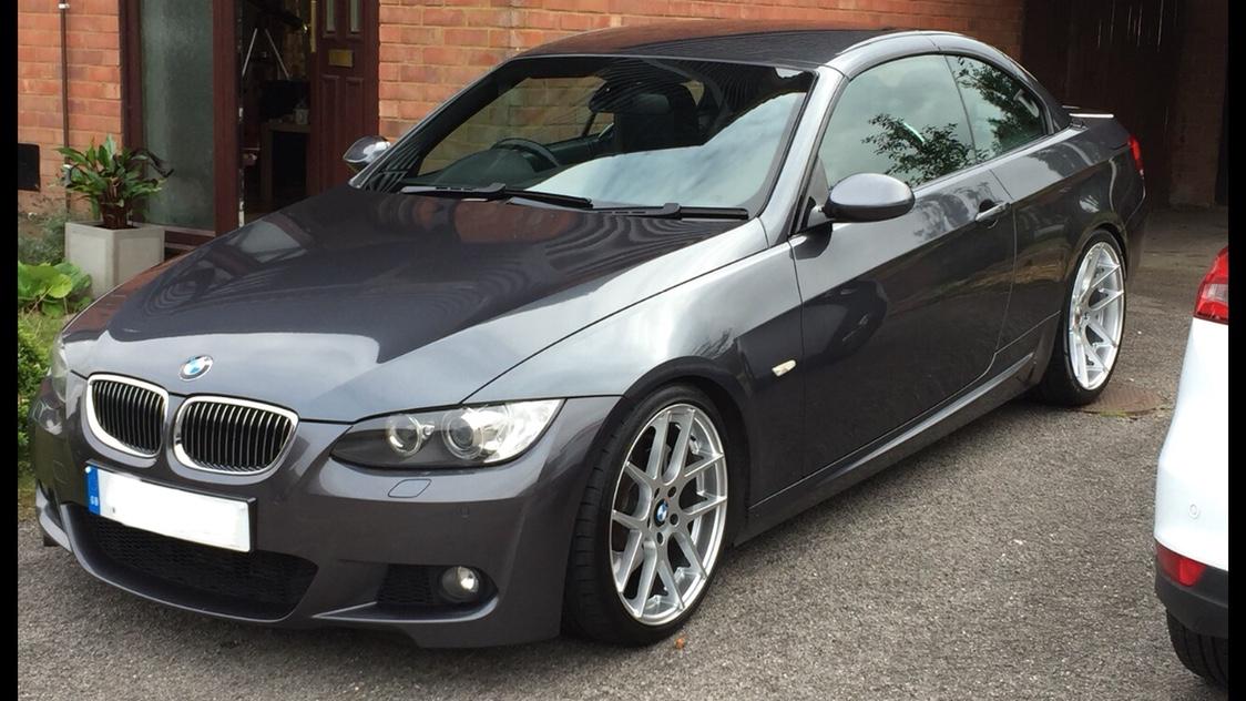 View topic: BMW E93 335i N54 Twin Turbo – The Mk1 Golf