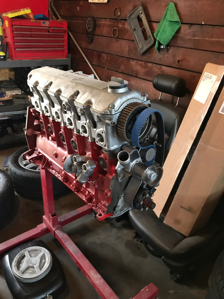 Garage Sale 3 1 Stroker m20, Bimmerheads cylinder head, Rebuilt