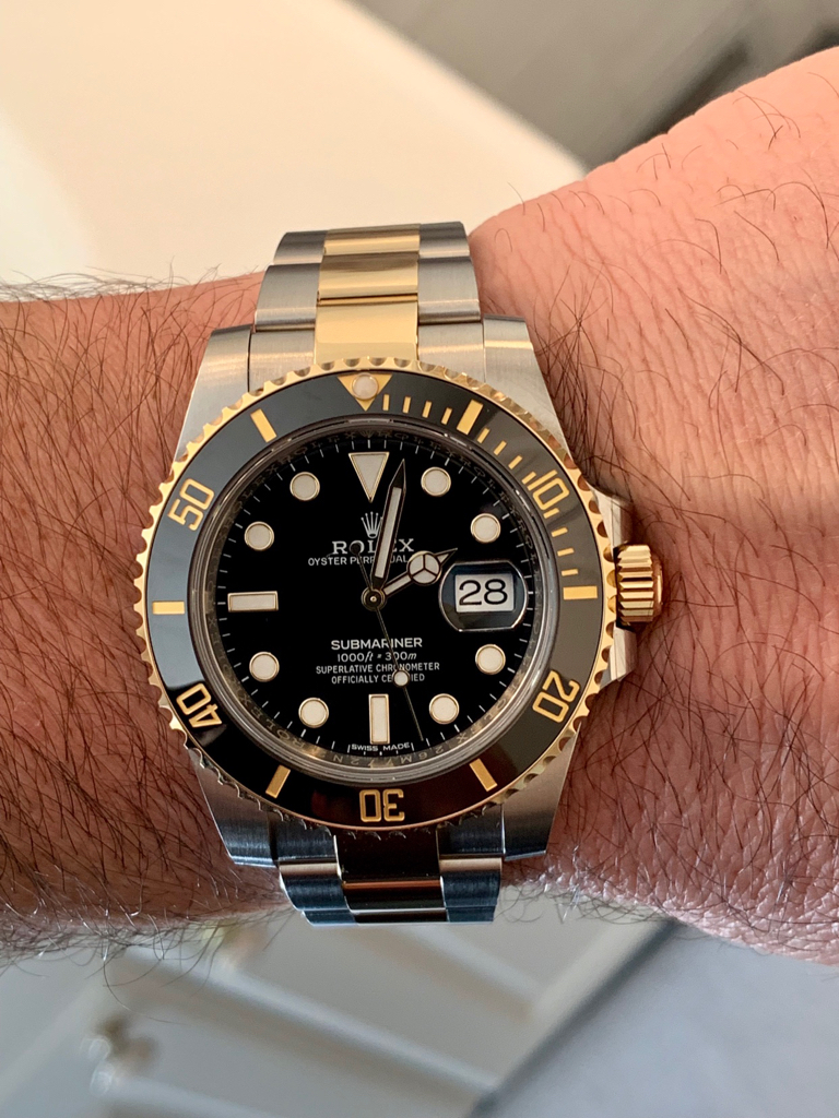 Just Picked Up A 116613ln From My Ad Rolex Forums Rolex Watch Forum
